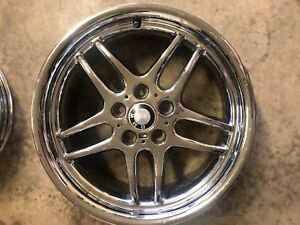 Bmw E39 18 X 8 Parallel Style 37 M5 Oem Factory Stock Replica Wheel Rim 95 04