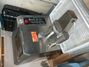 Italgi P35a Pasta Maker With Many Dies And Racks