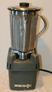 Waring Commercial Blender Cb 6 Model 91 225 Great Working Condition