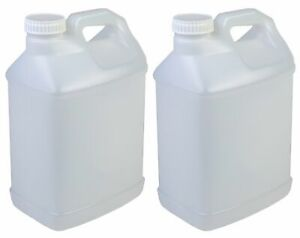 Hudson Exchange 2 5 Gallon Hedpak Container With Cap Hdpe Natural Multi pack