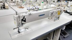 Thor Gc1510l 25 Single Needle 25 Long Arm Walking Foot Sewing Machine New