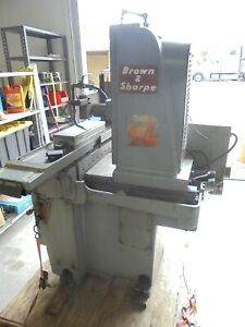Brown Sharpe Automatic Surface Grinder