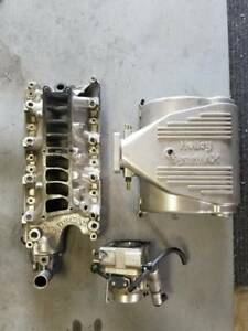 Holley Systemax Ii 5 0 302 86 93 Mustang Gt Lx Cobra Mass Air 347 Supercharger