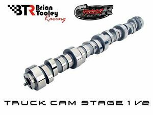 New Btr V2 Truck Stage 1 Cam Brian Tooley Racing Ls Camshaft 5 3 6 0 Gm Lsx