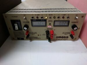 Electronic Measurements Bos s 20 10 1 d 2 3 Bipolar Operational Source Sink