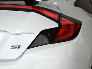 Crux Moto Tail Light Tint Overlay Fits Honda Civic Coupe 2016 2020