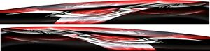 Vehicle Auto Boat Car Truck Graphics Decals Trailer Vinyl Stickers Wrap 10 Feet