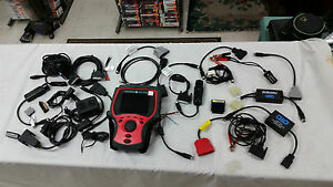 Matco Tools Auto Diagnostic Scanner Determinator Scan System Free Shipping