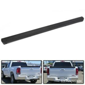 2007 2013 For Chevy Silverado Sierra Tailgate Top Protector Spoiler Cap Cover