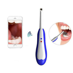 Dental Wifi Hd Oral Endoscopy Wireless Oral Intraoral Camera Android Ios Windows