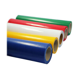 Pvc Digital Heat Press Transfer Vinyl 20 X 21 Yard Each Roll
