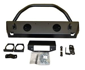 Warn Bumper sport Front For 07 14 Jeep Wrangler 87600