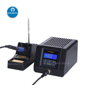 Ppd1200 Digital Esd Lead free Soldering Station Cell Phone Repair Soldering Iron