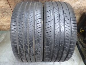 2 235 40 18 96w Kumho Ecsta Lx Platinum Tires 7 5 32 No Repairs 3316