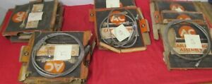 Vintage Ac Speedometer Cables Lot Of 12 Cables 58 68 69 71 Old Stock
