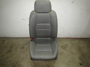 2008 Mercedes C300 Sedan W204 Gray Power Driver Front Seat Assembly