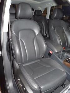 13 Audi Q5 Right Front Passenger Sport Seat Electric Heated Leather From 1 15 13