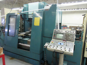 Matsuura Ra iid Vertical Machining Center With Second Parts Machine