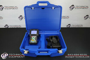 Olympus 38dl Plus Portable Ultrasonic Flaw Detector Handheld Ndt Inspections