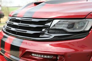 Front Grille For Jeep Grand Cherokee Wk2 Srt Laredo Summit Overland 2013 2016