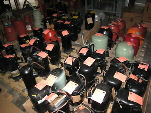 Central Air And Heat Ac Compressors trane copeland bristol geothermal Used New