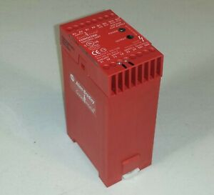 Allen bradley Guardmaster 440n c02068 Ser a 24v Ac dc Interlock Safety Relay