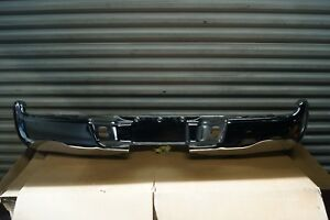 2006 07 08 09 10 11 12 13 14 2015 Toyota Tacoma Rear Bumper Chrome Oem