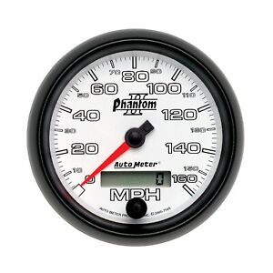 Autometer 7588 Phantom Ii Programmable Speedometer