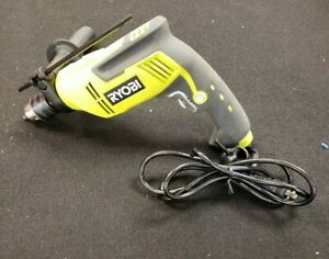 Ryobi 6 2 Amp Corded 1 2 In Variable Speed Hammer Drill D620h New