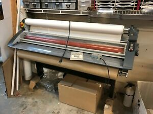 Royal Sovereign Rsc 1400c 55 Inch Wide Format Cold Laminator