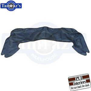 70 71 Challenger Barracuda Convertible Top Boot Cover Pui New