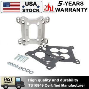 1933 Carb Adapter Kit 2 Barrel 4 Barrel 4 Bolt Carburetor Intake Adapter Plate