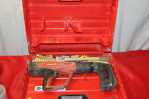 Hilti Dx 460 automatic Powder actuated Fastening Nail Gun P12
