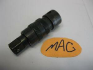 Mac Tools 1 2 Drive 3in Locking Socket Extension Vp3ekl Nice