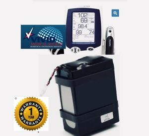 Welch Allyn Spot Vital Signs Lxi Monitor Battery 400732 4500 84 45000 Year Wrty