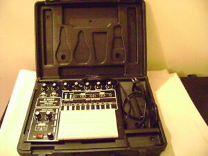 Elenco Model Xk 550 Analog digital Electronic Course Trainer In A Hard Case