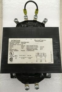 Dongan Control Transformer 750 Kva 240x480v Single Phase 50 60 Hz Cat No
