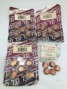 Thermal Dynamics 9 5702 Air Tip For Pch 52 53 Plasma Torch Lot Of 20