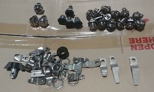 lot Of 20 Southco E5 Cam Lock Latches 3 Chrome 4 Black 13 Stainless