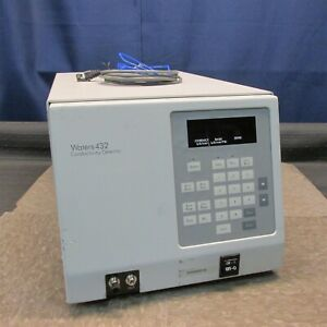 Waters 432 Conductivity Detector Hplc