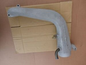 Porsche 924 Turbo Intake Manifold Tube Engine Air Inlet Pipe Oem Parts Aluminum
