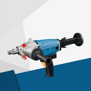 160mm Diamond Drill With Water Source hand held 1800w 220v Electric Drill
