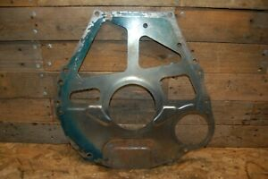 Ford 351m 400 429 460 C6 Bellhousing Separator Block Spacer Plate