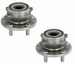 New Front Set Wheel Bearing Hub Assembly Fit 1 12 13 14 15 16 17 Odyssey