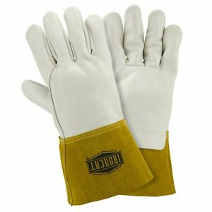 West Chester Ironcat 6010 Premium Top Grain Cowhide Leather Mig Welding Gloves