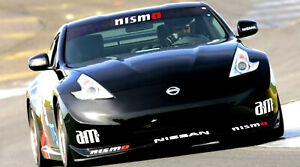 Nismo Visor Decal Sticker Windshield Banner