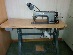 Singer Sewing Machine Commercial Industrial Professional W clutch Motor
