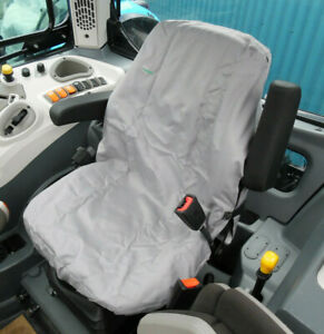 Tractor Seat Covers Town Country Standard Grey