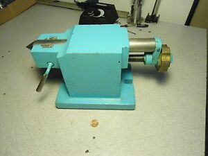 Rotary Table Tail Stock Tailstock