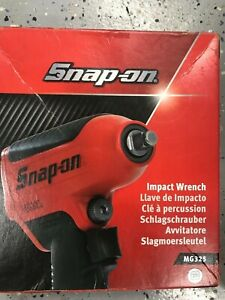 Snap On Tools Mg325 3 8 Drive Super Duty Impact Air Wrench